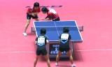 【卓球】 全日本2013 池田/平野VS平野/伊藤(5回戦)
