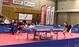 【卓球】 マテネVSワンチェン1/2 スイスオープン2013