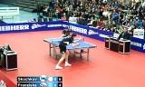 【卓球】 フランチスカVSスカチコフ ドイツ12-13