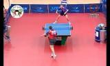 【卓球】 ロビノVSバラバノフ クウェートオープン2013