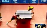 【卓球】 ロビノの試合(U21)カタールオープン2013