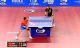 【卓球】 張継科VS閻安 カタールオープン2013(準々決勝)