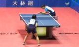 【卓球】 平野早矢香VS岡本真由子 ジャパントップ12