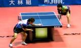 【卓球】 時吉佑一VS岸川聖也 ジャパントップ12