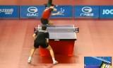 【卓球】 オフチャロフVSスカチコフ カタールオープン2013