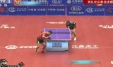 【卓球】 張継科VS王皓(HD) 中国世界代表選考会