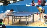 【卓球】 塩野真人VS上田仁 東京選手権2013