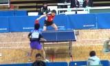 【卓球】 太嶋佑人VS竹之内亮佑3 東京選手権2013