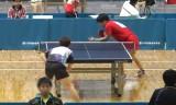 【卓球】 大矢英俊VS時吉佑一 東京選手権2013