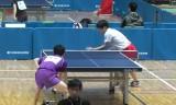 【卓球】 大矢英俊VS有延大夢 東京選手権2013