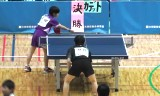 【卓球】 竹崎千明VS宇田幸矢 東京選手権2013
