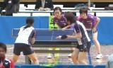 【卓球】 福岡/土井VS玉石/高橋 東京選手権2013