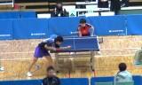 【卓球】 太嶋佑人VS竹之内亮佑4 東京選手権2013