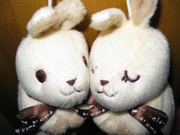 2010らぶらぶウサギ