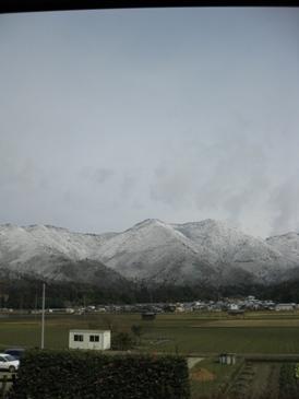2010ツアー雪景色