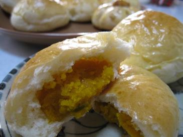 201003かぼちゃパン