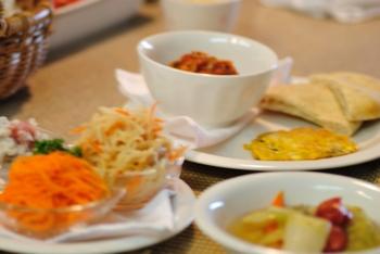ピタパン&ポトフ&サラダ