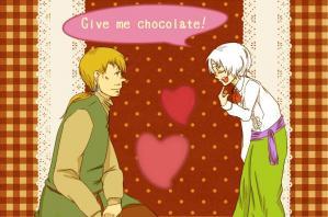 ギブミーチョコレート