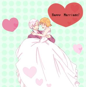 僕達結婚しました!