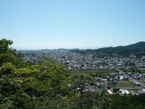 関東平野の端っこです