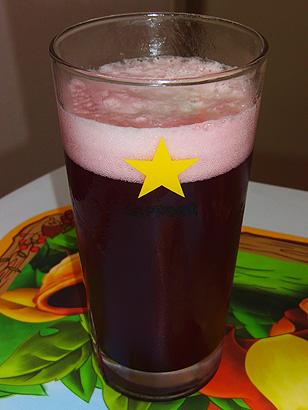 カシスビール2