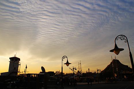 アメフロ雲