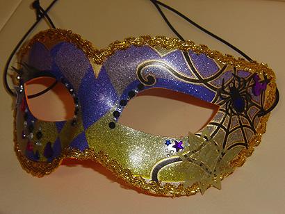 ハロウィンマスク3