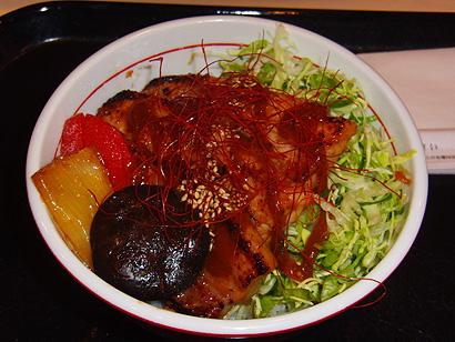味噌豚丼4