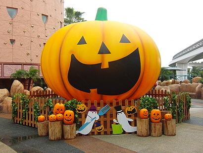 ラインかぼちゃ2