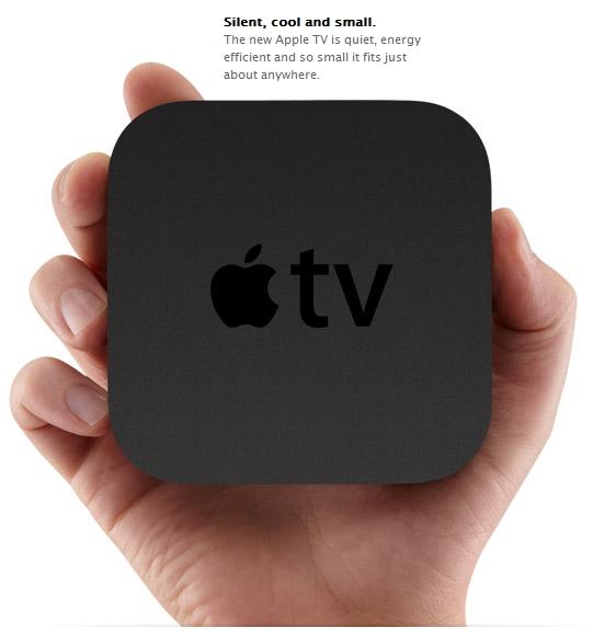 Apple TVが気になってます