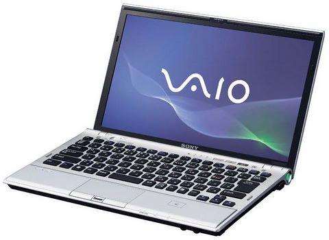 Sony VAIO Z 2010年春モデルリンク集