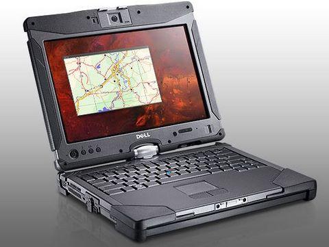 マルチタッチ液晶搭載、堅牢タブレットPC、Dell(デル) Latitude XT2 XFRリンク集