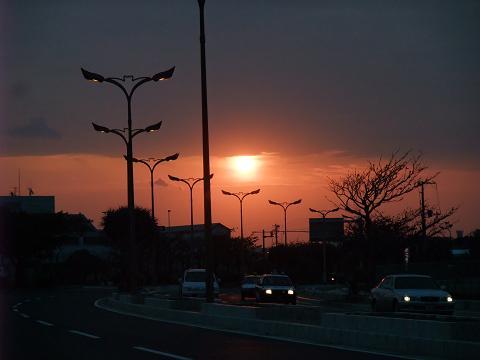 8 (Fri) Jan 2010 朝日