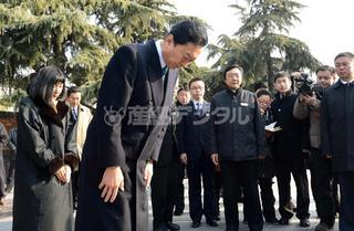 鳩山内閣支持率推移