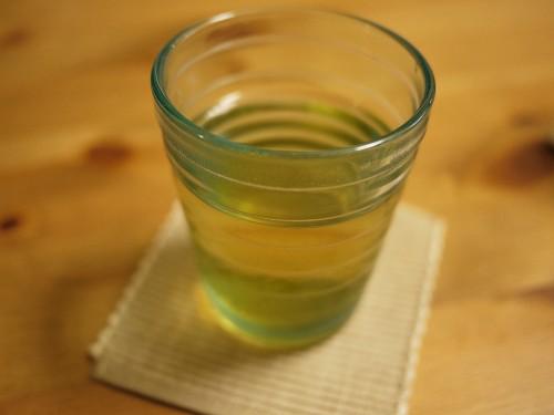 柿のラム酒漬 ホット