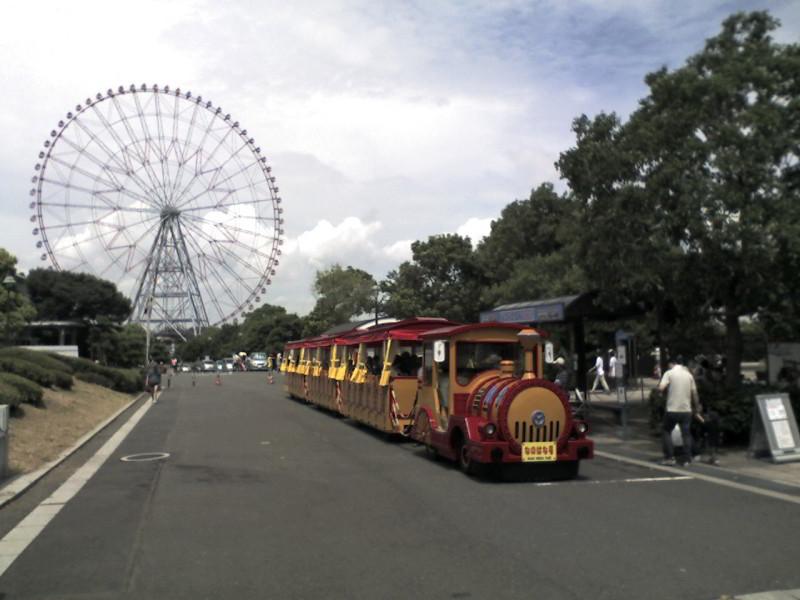 葛西臨海公園:乗り物