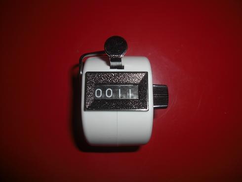 計数器カウンター