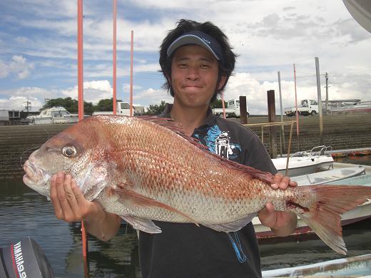 20100826真鯛