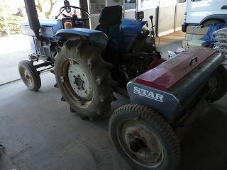 肥料撒き機