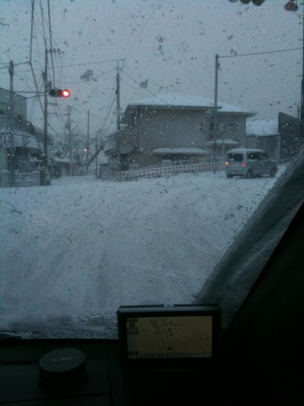 ☆城辺交差点☆