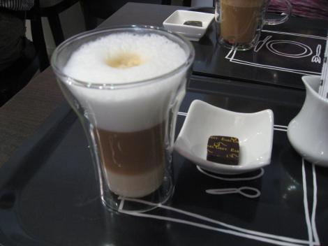 カフェが出来ました