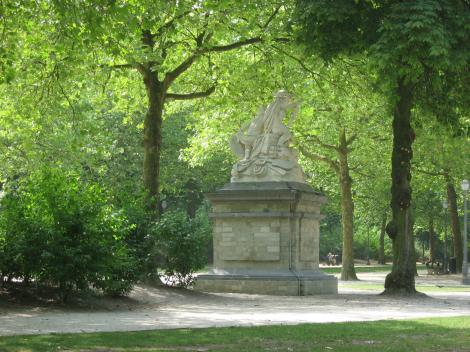 ブリュッセル公園ー6