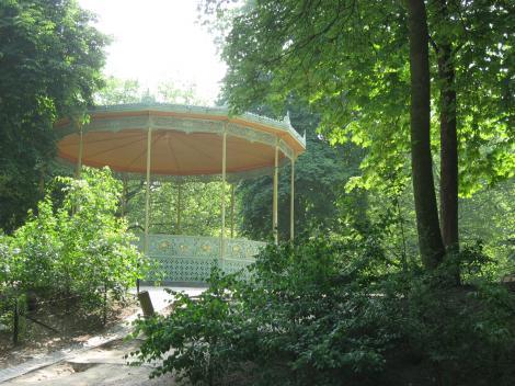 ブリュッセル公園ー3