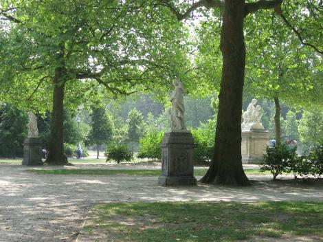 ブリュッセル公園ー5