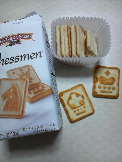 PepperidgeFaem中身