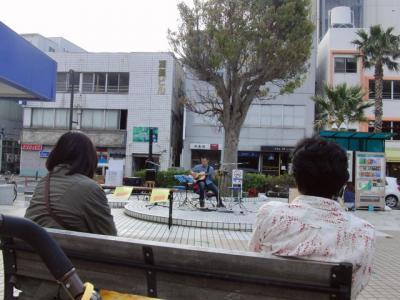 110416下田東急ストア広場