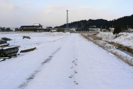 100328 3月末の雪景色
