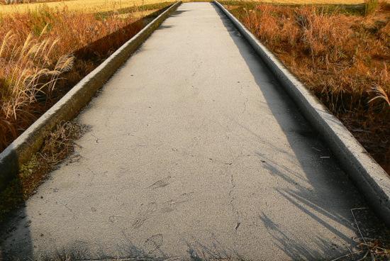 101211 梵字川の小さい橋