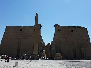 ルクソール神殿4