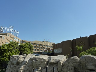 ルメリディアンホテル1